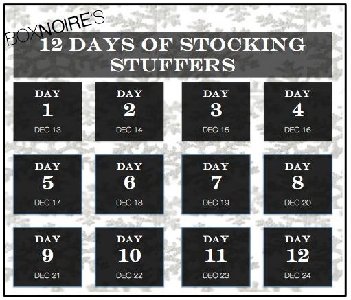 BN Xmas Calendar