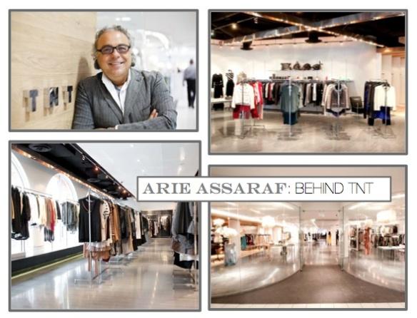 Arie Assaraf: TNT