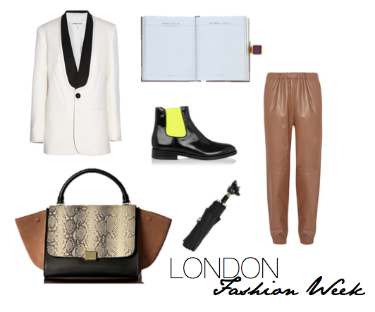 London Fashion Week Essentials
